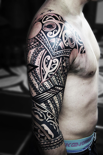 Tattoo by Brent McCown